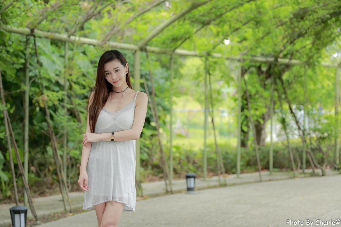 台湾美女韩羽小清新女神外拍高清清纯写真图片