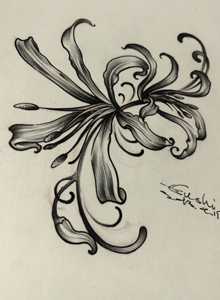 最新时尚纹身手稿图案创作 纹身艺术图案大全