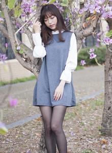 性感台湾美女彭丽嘉高清修长美腿丝袜诱惑写真套图