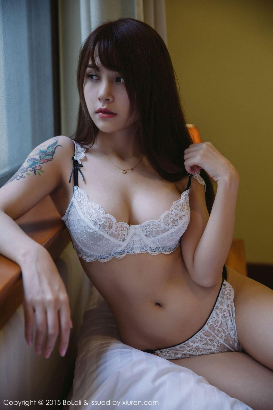 肥臀巨乳美女夏美酱无圣光大尺度内衣诱惑私房套图