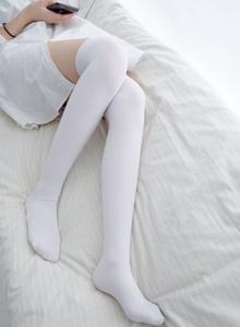森萝财团R15-022白丝萝莉小仙女丝袜美腿写真套图