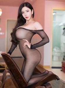 尤蜜荟心妍小公主李妍曦巨乳美女黑丝诱惑大长腿无圣光套图