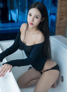 青豆客宅男女神糖果儿浴室爆乳美女诱惑大尺度写真