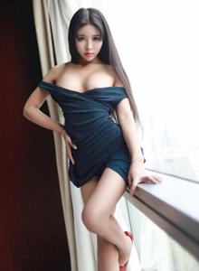 模范学院最新性感美女丽质佳人韩秀冉爆乳御姐控私房写真