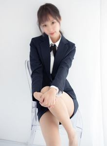 森萝财团空姐制服美女肉色丝袜诱惑美女足控福利写真图片