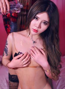 爱丽莎极品美女私房密室魅惑 头条女神大尺度高清美女写真私房照
