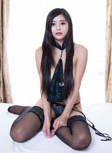 林美惠子丝袜美腿兔女郎制服诱惑 糖果画报大尺度写真集